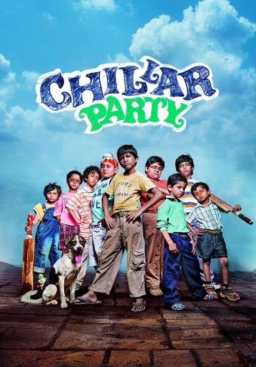 Chillar Party Hindi Movie Poster