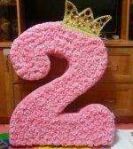 Цифры на день рождения из чего сделать – Цифра на день рождения своими руками. Как сделать плоские и объемные цифры для мальчика, девочки. Пошаговые мастер-классы