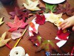 Поделка из листьев и пластилина – 75 фото идей из осенних сухих листьев