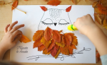 Аппликации на тему осень в школу – Осенняя аппликация | 40 идей для детей
