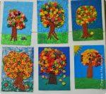 Аппликация из пластилина на тему осень 1 класс – Как создать поделки на тему «Осень» своими руками из пластилина