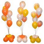 Фонтан из шаров фото своими руками – Как сделать фонтан из воздушных шаров своими руками
