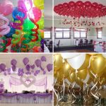 Комната украшенная шарами – Как украсить комнату шарами своими силами. 20 идей с фото.