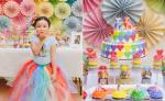 День рождения для девочки в стиле – Детский день рождения девочки: 8 идей как сделать праздник ярким