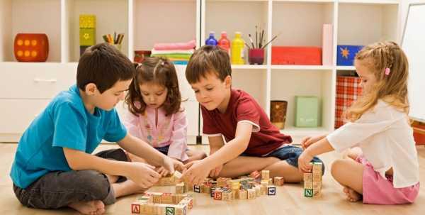 Чем занять детей 5 6 лет