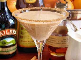 коктейль бейлис в домашних условиях рецепт
